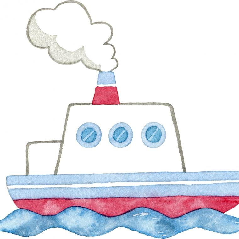 鉄の船はどうして浮くの?